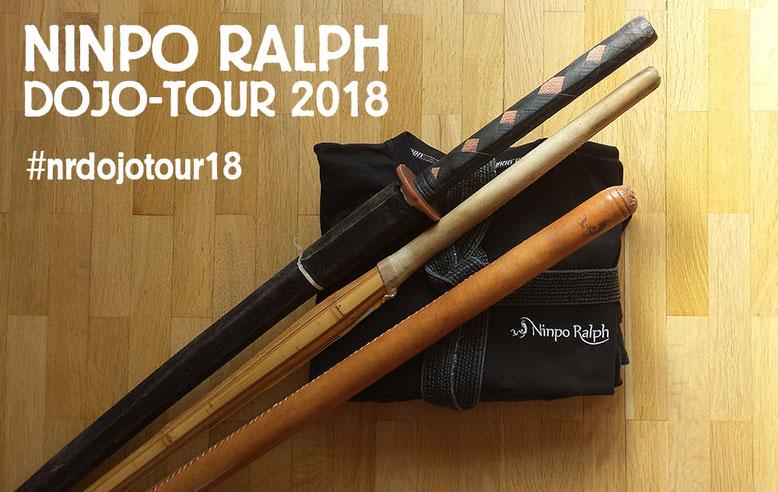 Dojo-Tour Teaser