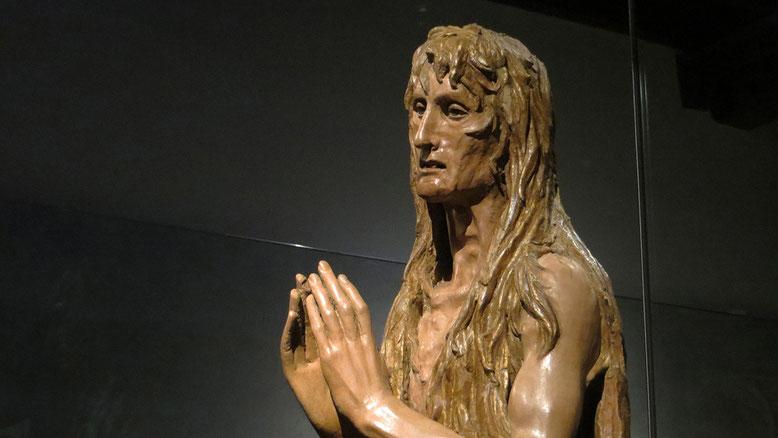 Santa Maria Magdalena pénitente par Donatello