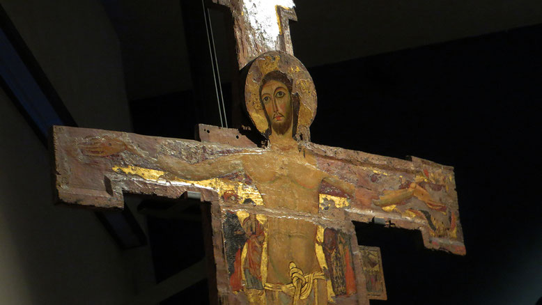 Crucifix de San Paolo all'Orto (1100-1130)