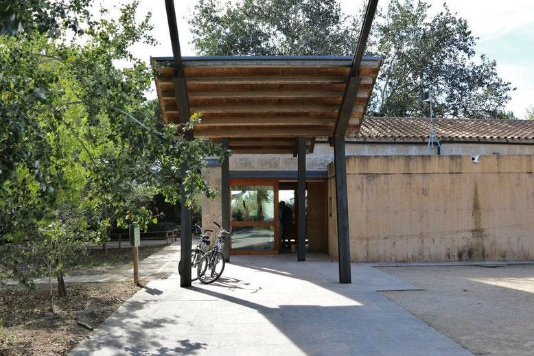 Besucherzentum Naturpark S'Albufera de Mallorca