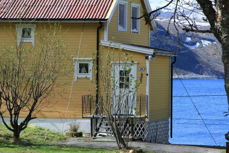 Senja, Husøy
