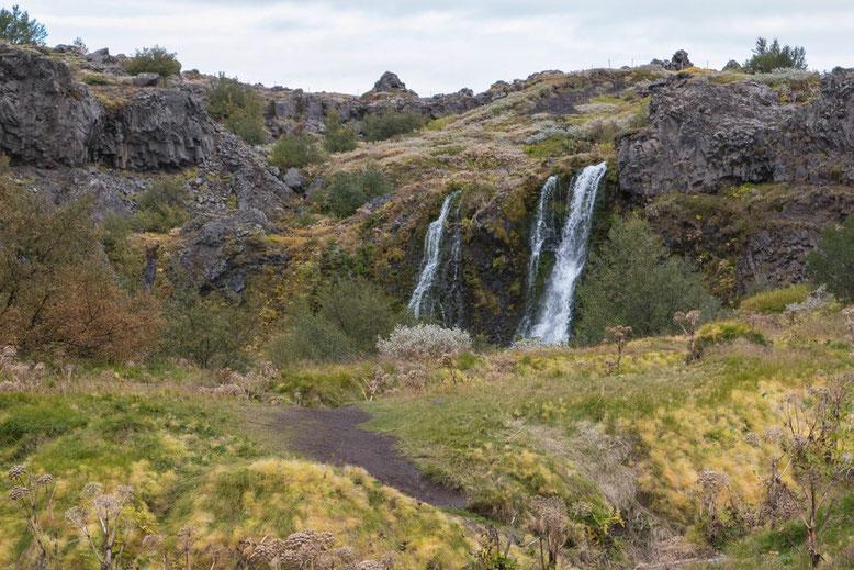 Gjáin - Þjórsárdalur Tal