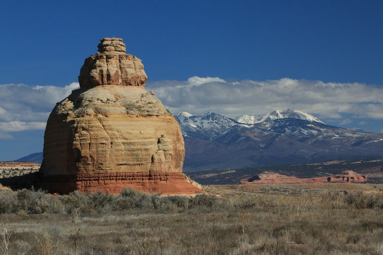 Church Rock, Utah