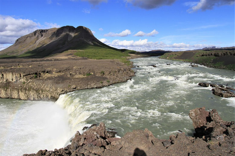 ÞJÓFAFOSS WATERFALL