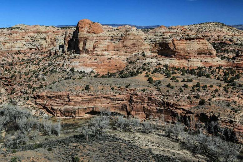 Escalante Canyon Overlook