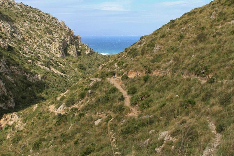 Wanderung von Beltem zur Ermita de Betlem