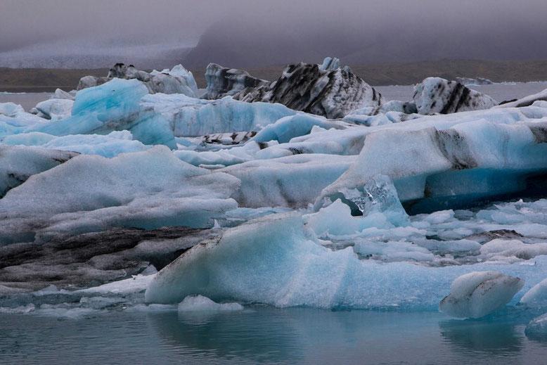 Jökulsárlón Gletscherlagune
