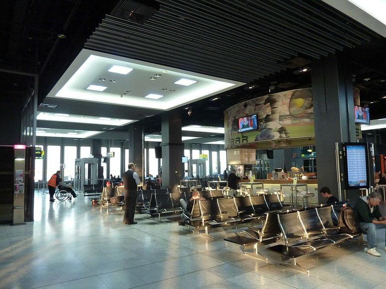 Airport Düsseldorf, Sportbar