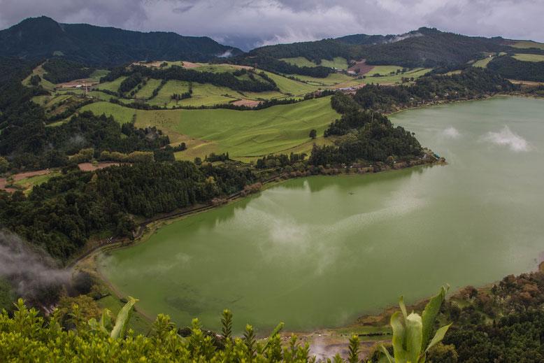 Sao Miguel, Azoren