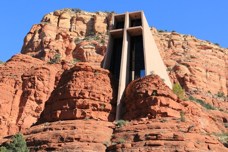 Chapel of the Holy Cross, Sedona