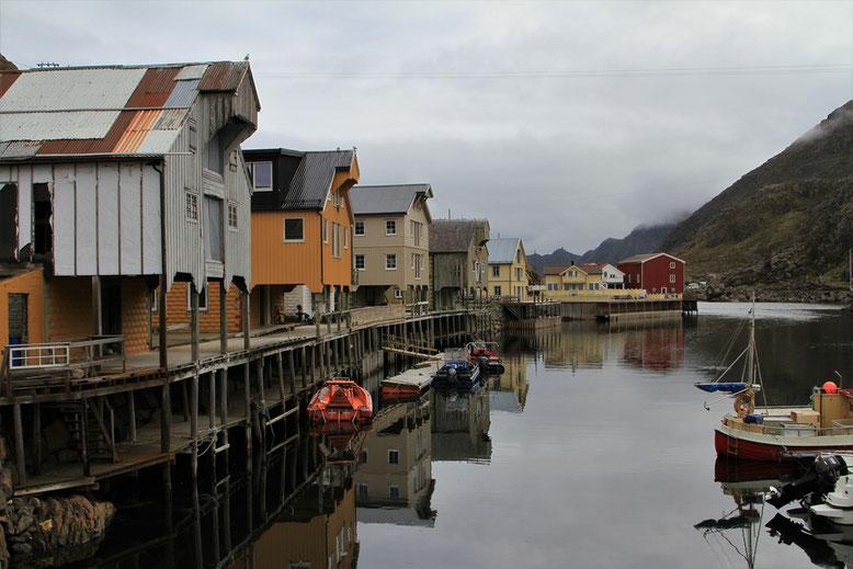 Norwegen mit Wohnmobil, Reisebericht Langøya