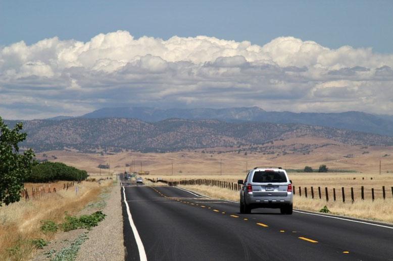 Irgendwo zwischen Yosemite und Merced, CA 140