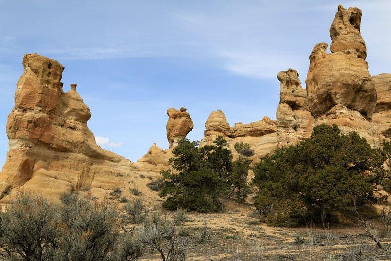 Pilares Canyon