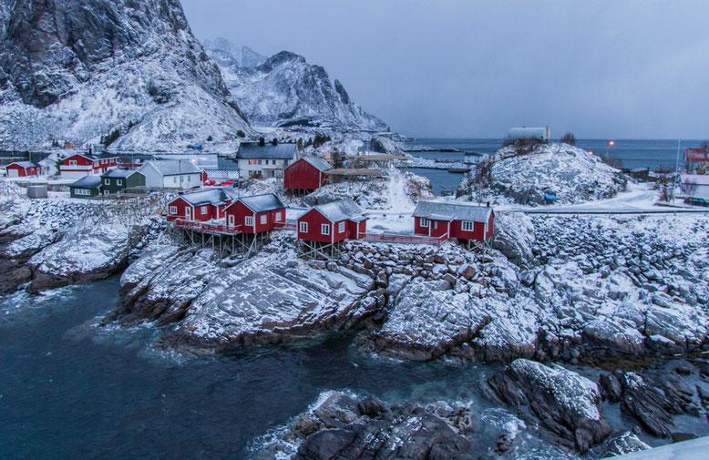 Hamnøy, Reine, Lofoten