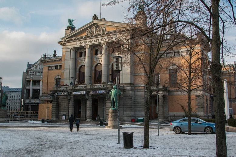 Nationaltheatret, Oslo