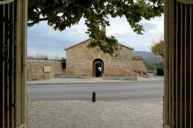 Alcudia - Mallorca, Oratori de Santa Anna