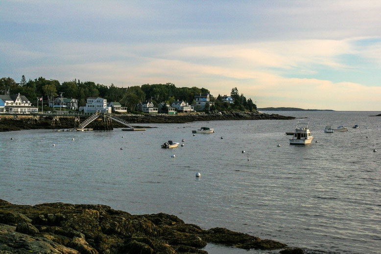 Cape Neddick - Nubble Lighthouse - Ogunquit - Boothbay Harbor