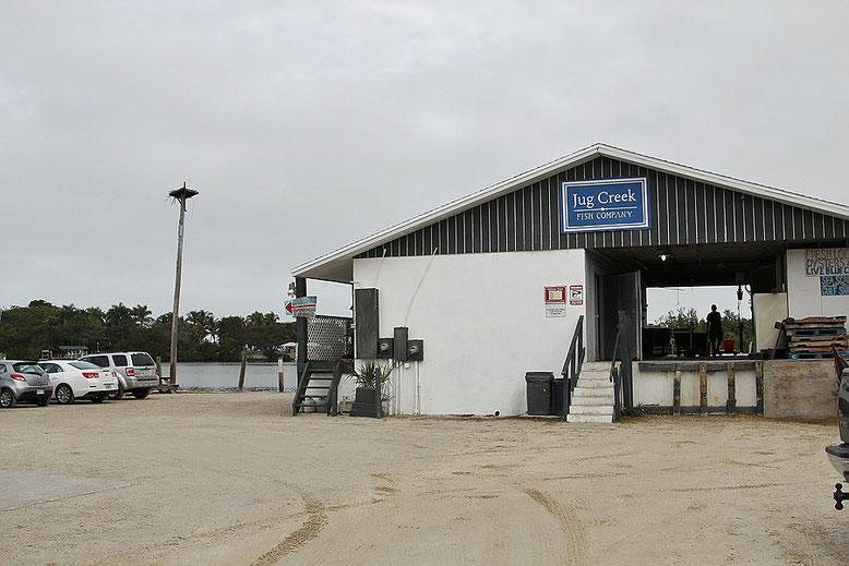 Pine Island, Jug Creek Marina
