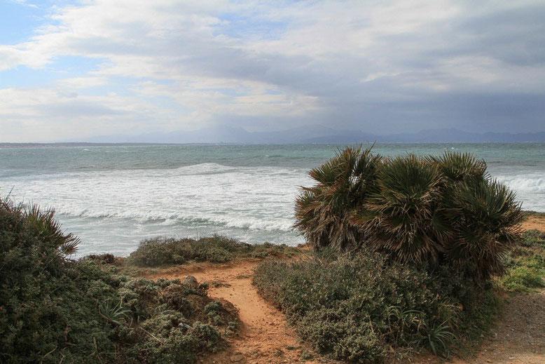 Küste bei Betlem, Mallorca