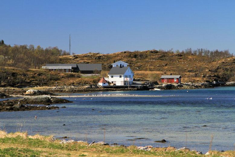 Norwegen mit Wohnmobil Reisebericht, Senja