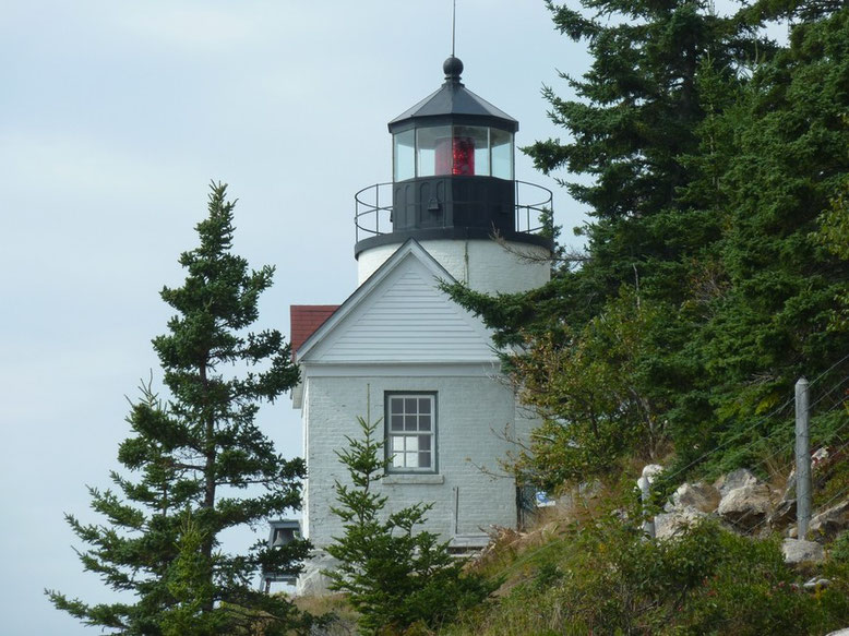 Bass Harbor Light House, Acadia National Park