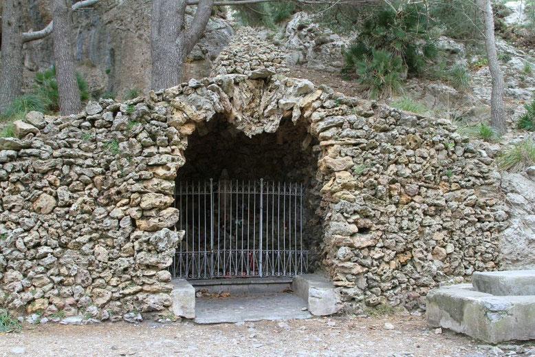 Grotte, Ermita de Betlem