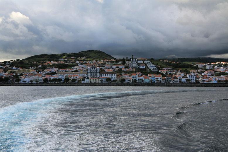 Inselrundfahrt, Faial