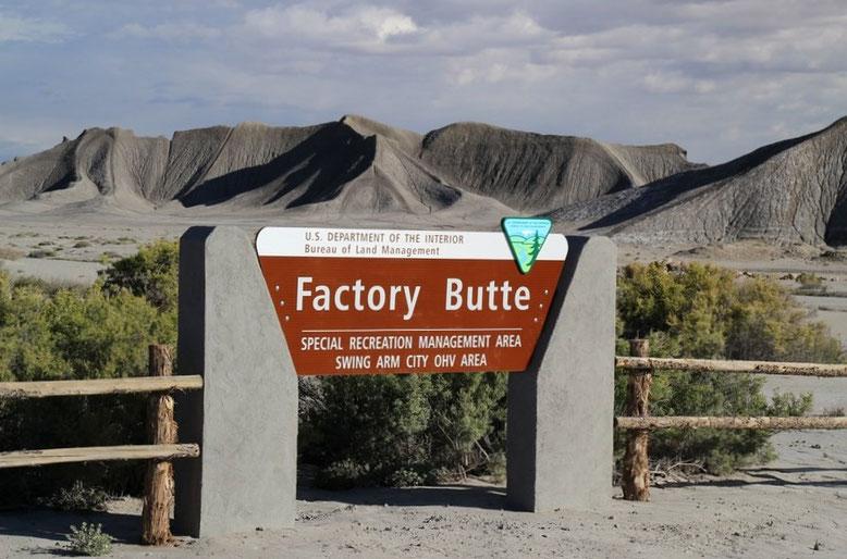 Factory Butte