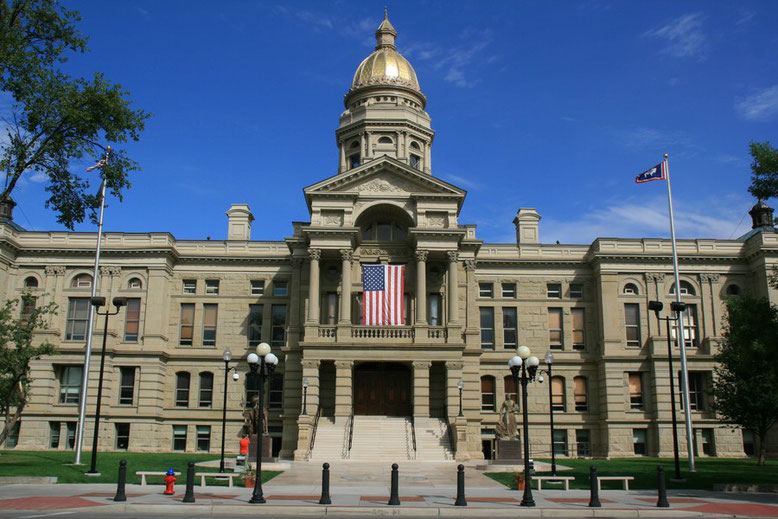 Cheyenne, Capitol