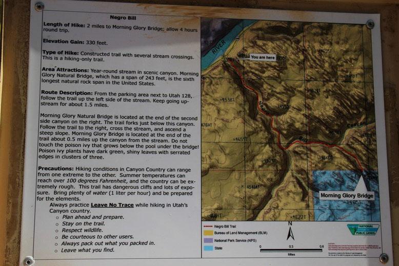 Negro Bill Canyon Trail