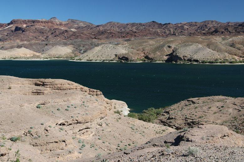 Colorado bei Nelson, Nevada