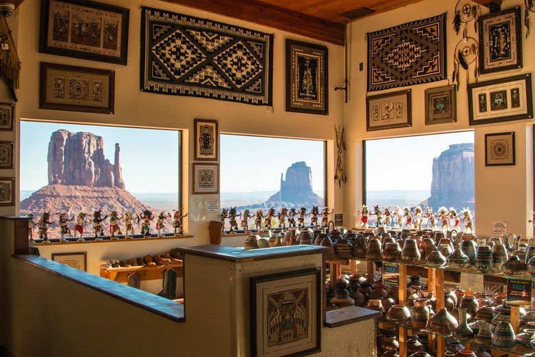 Monument Valley, Visitor Center