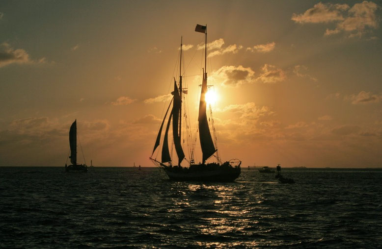 Sonnenuntergang Key West