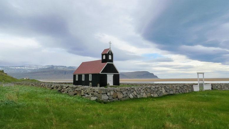 Saurbæjarkirkja von Rauðisandur
