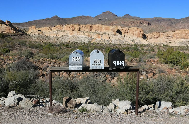 Route 66, Kingman-Outman