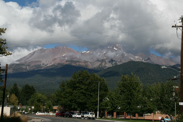 Mt. Shaster