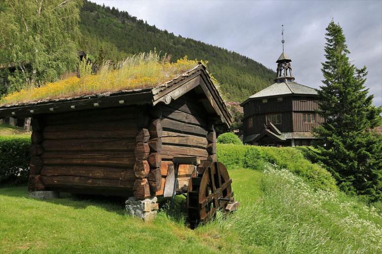 Reisebericht Wohnmobil Norwegen, Sognefjellet