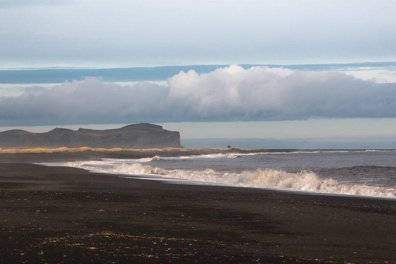 Black Sand Beach, Reynisdrangar