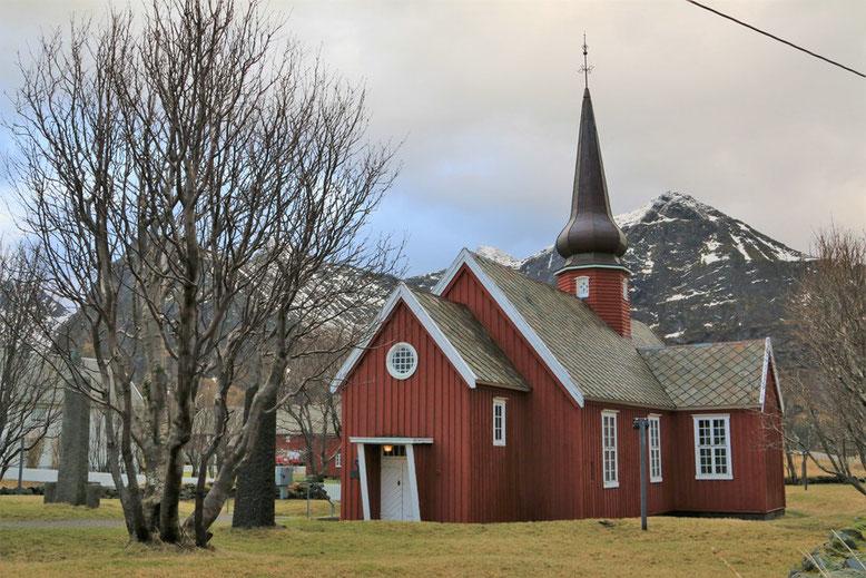 Flakstad Kirke, Lofoten
