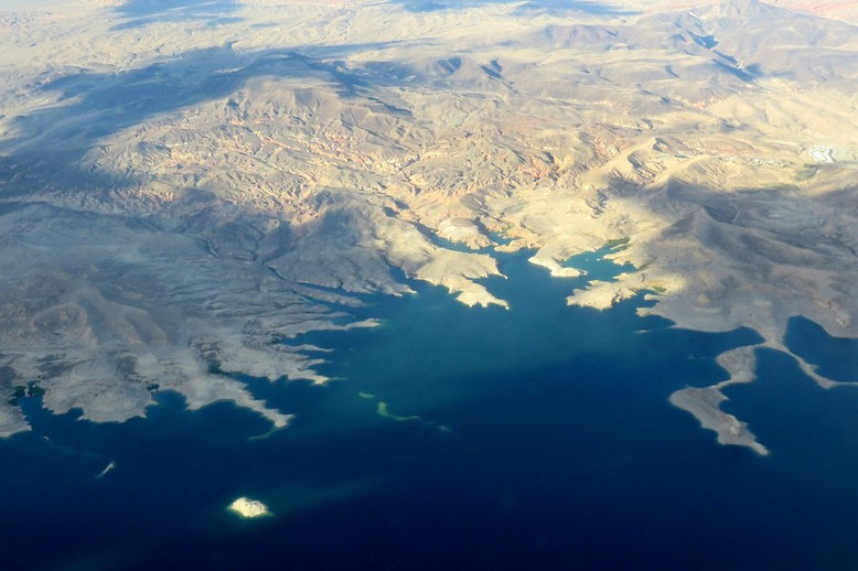 Blick auf den Lake Mead