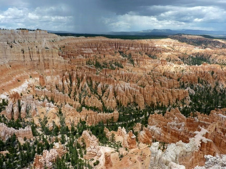 Bryce canyon, Bryce Point