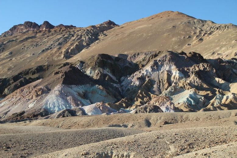 Death Valley, Artist Drive