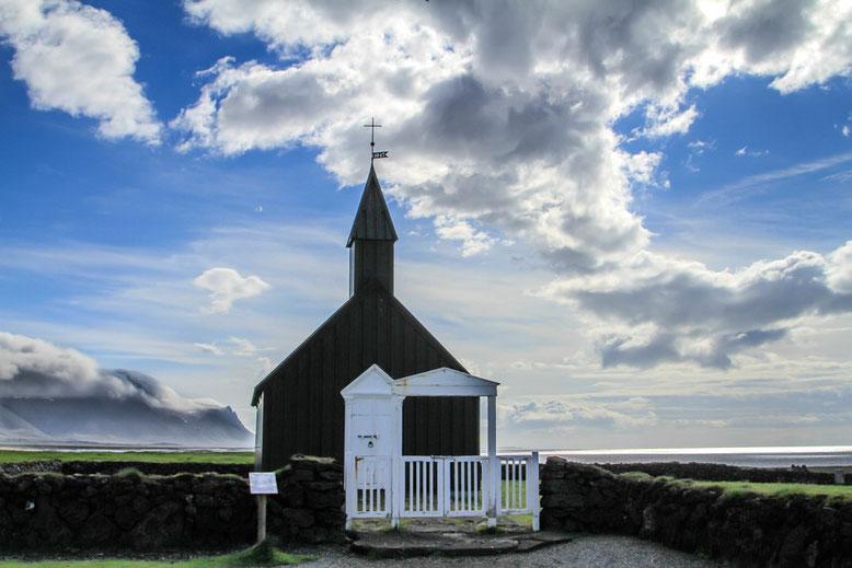 Búðakirkja, Island