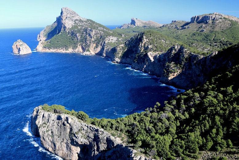 Cap de Formentor , Reisebericht Mallorca