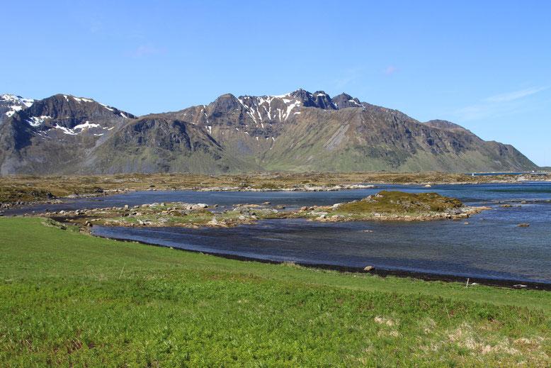 Reisebericht Wohnmobil Norwegen, Lofoten