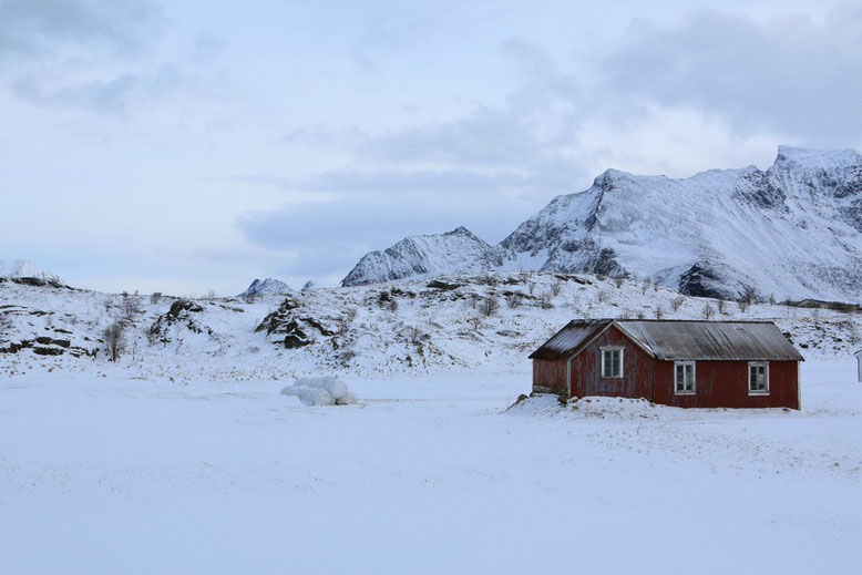 Ytresand, Lofoten