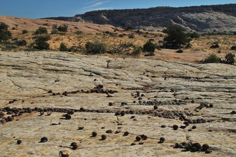 Moqui Marbles- Moki Hill