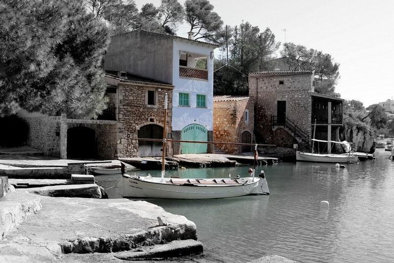 Cala Figuera bei Santanyí