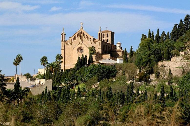 Pfarrkirche Transfiguració del Senyor, Arta