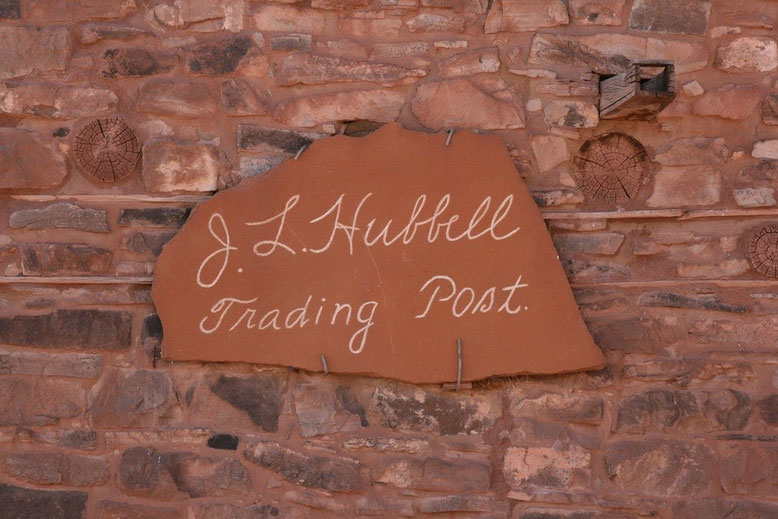 Hubbel Trading Post